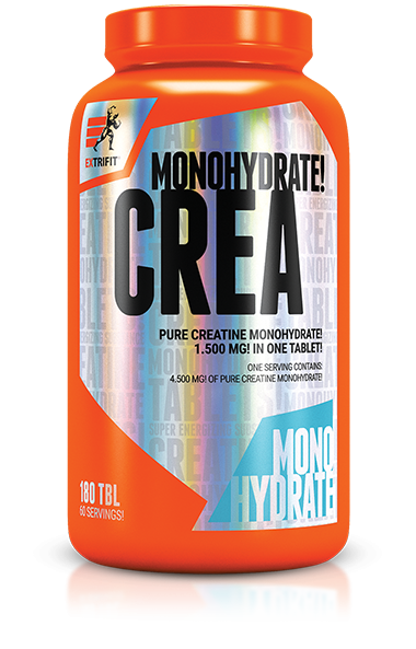 Crea 1000 Mg Mega Tablets Extrifit